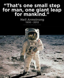 one step- neill armstrong